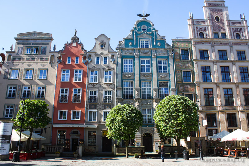 архитектура гданьска