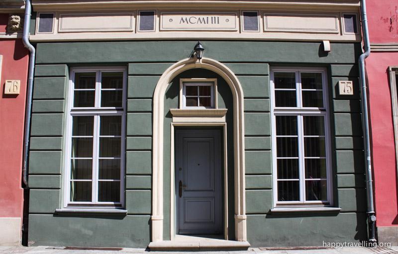 двери гданьска