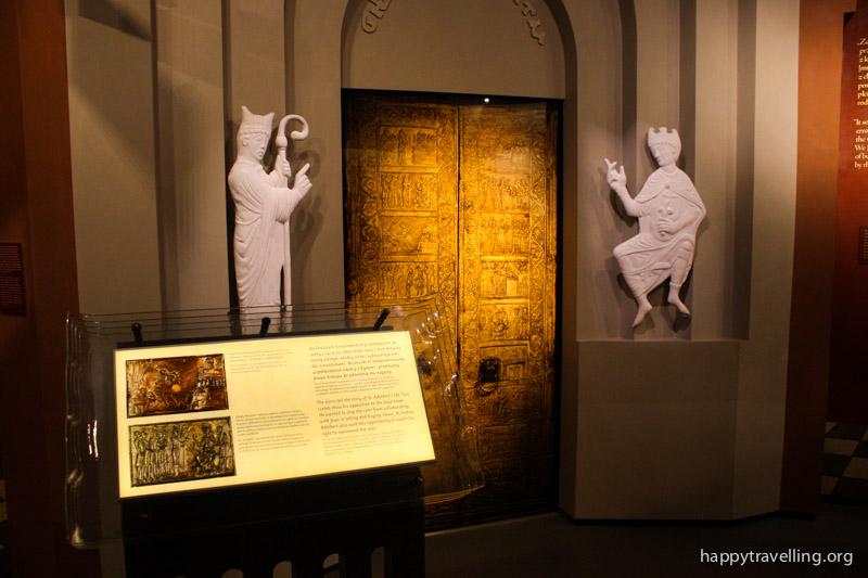 полин в Варшаве музей