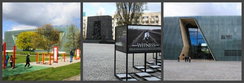 музей евреев в варшаве