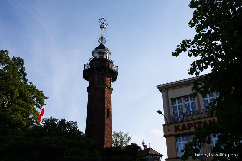 маяк Гданьск