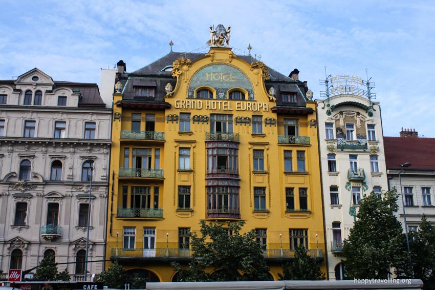 Вацлавский бульвар
