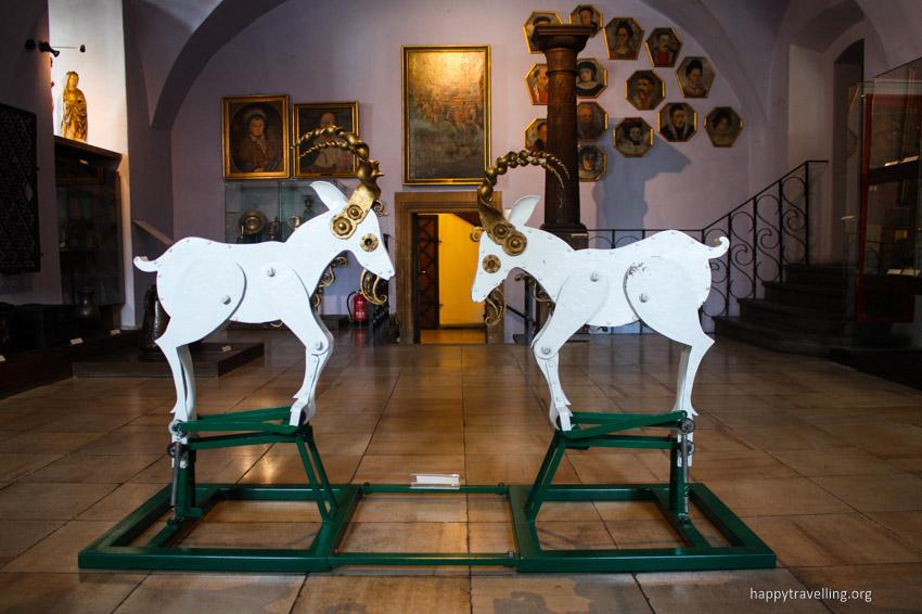 музей истории в городе Познань