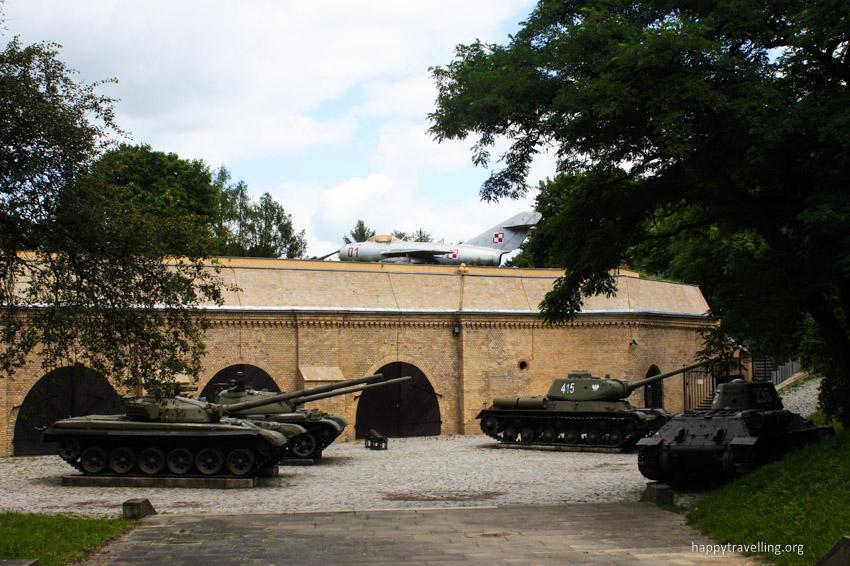 музей вооружения в Познани