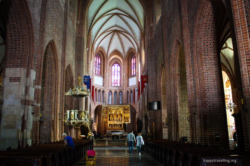 костел самый старый в Польше