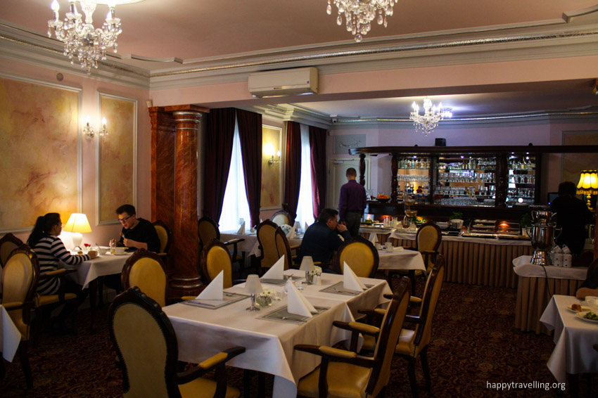 ресторан Palacyk Otrebusy