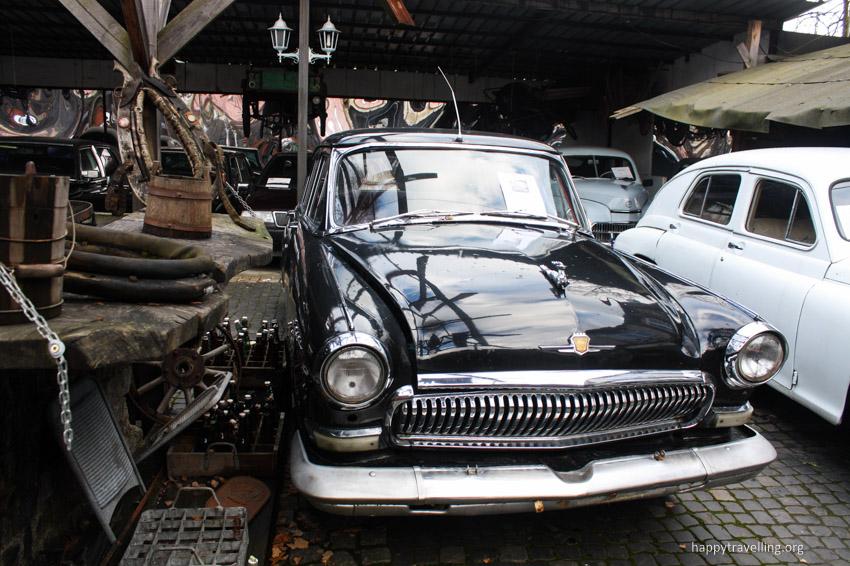 Музей ретро-авто