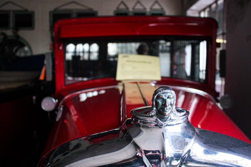 музей старых машин