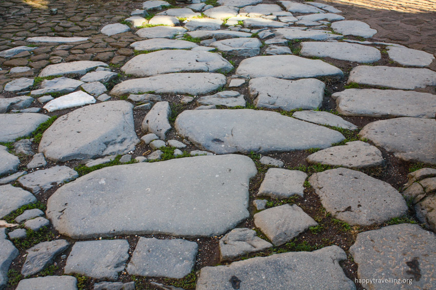камни рима