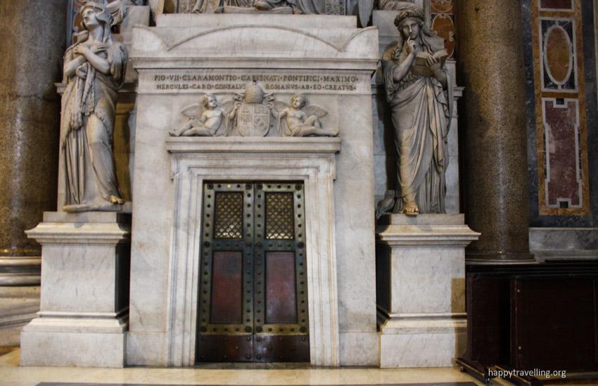внутри ватикана