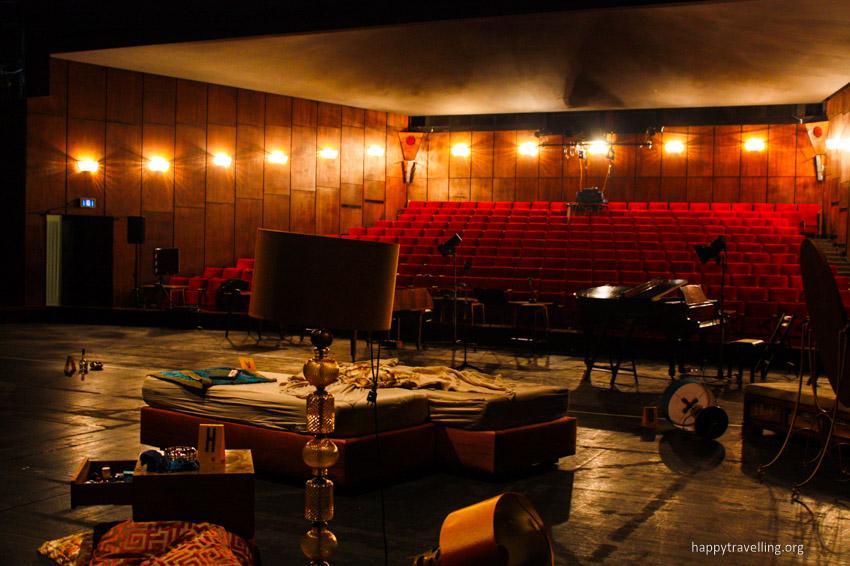 малый зал театра