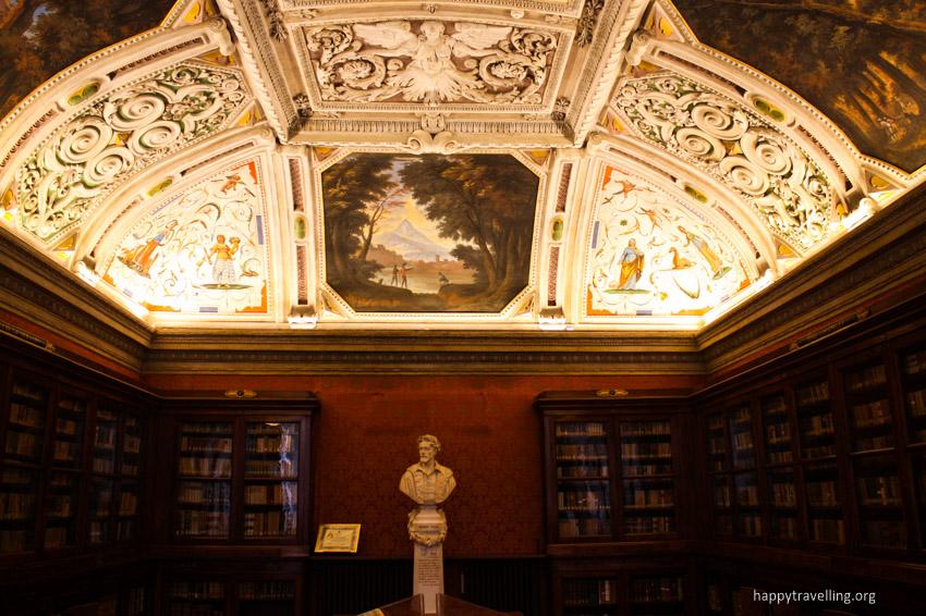 красота библиотеки