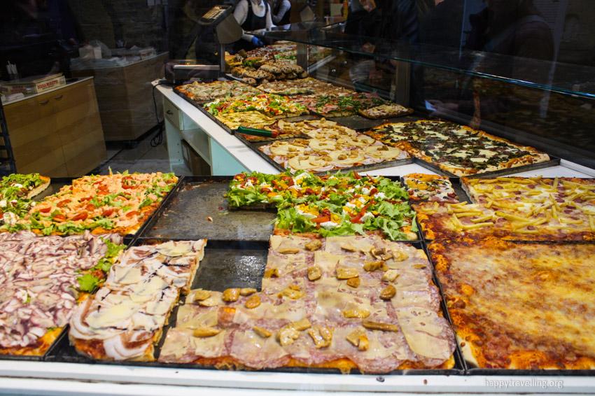 пицца в бергамо