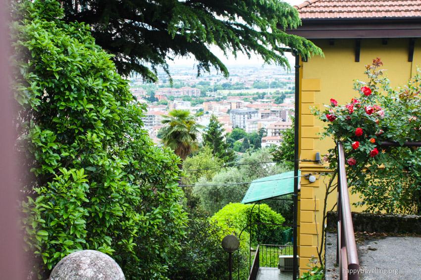 и снова бергамо в италии