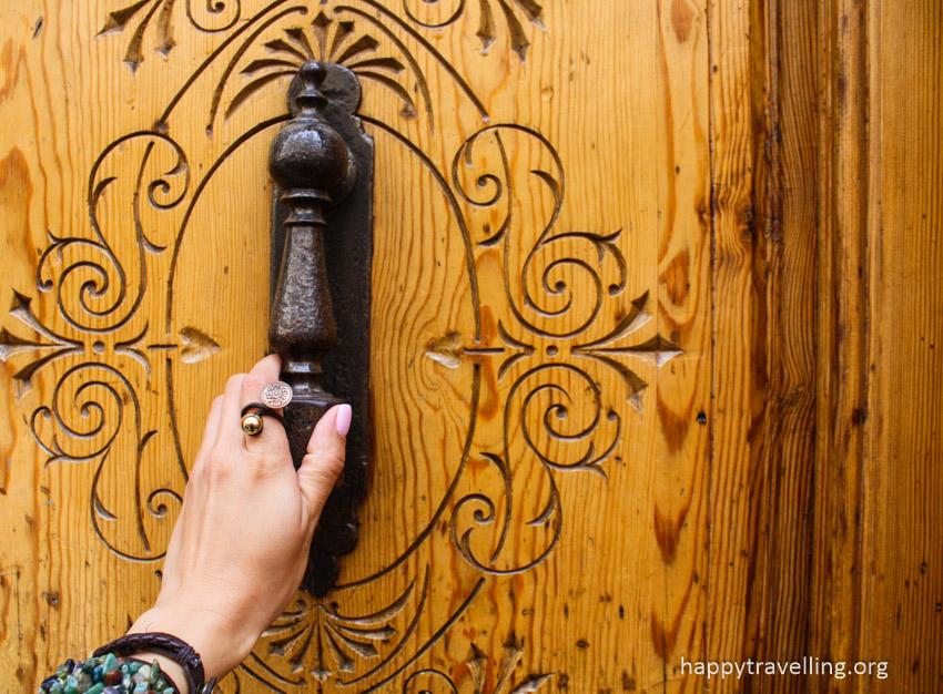 двери Мадрида