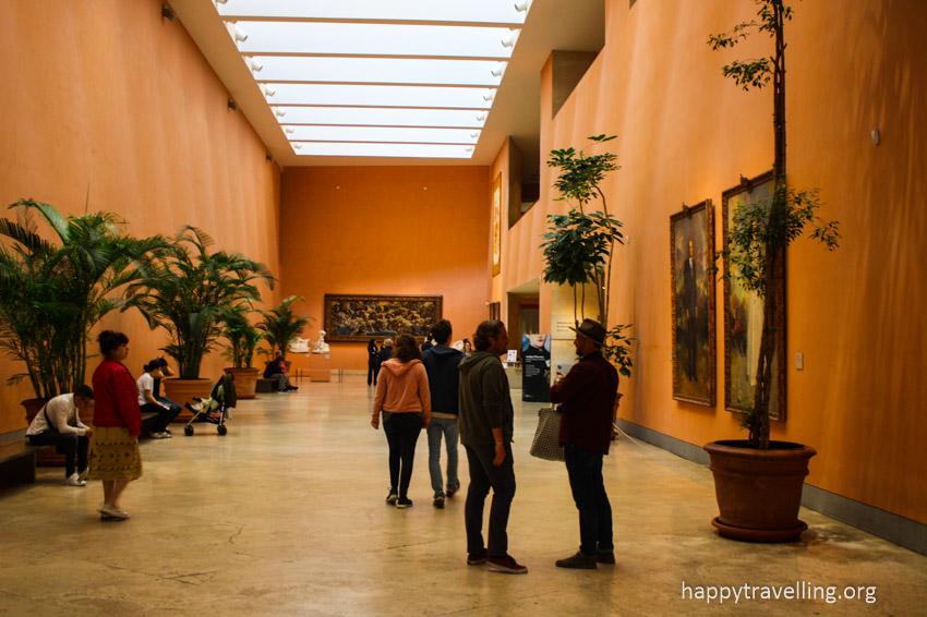 Музей в Мадриде