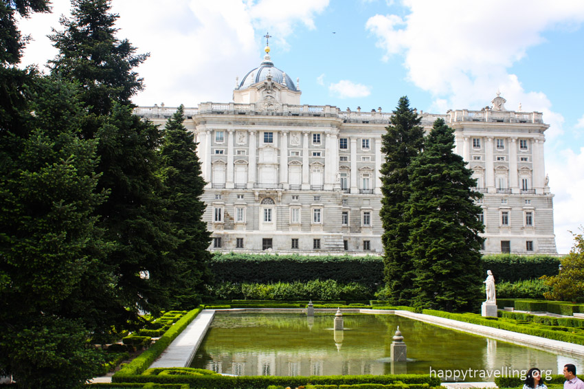 мощь Королевского дворца