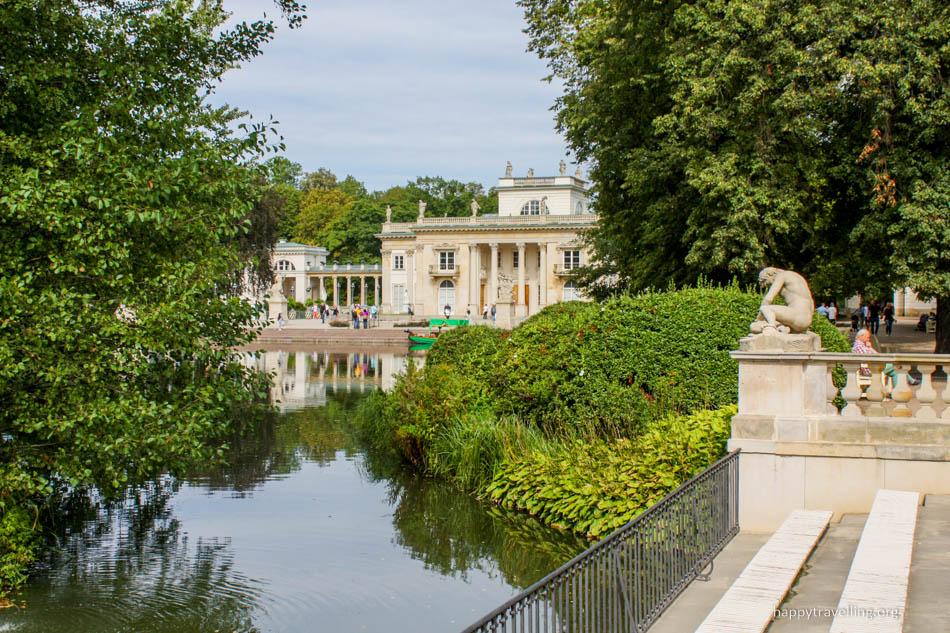 парк Варшава