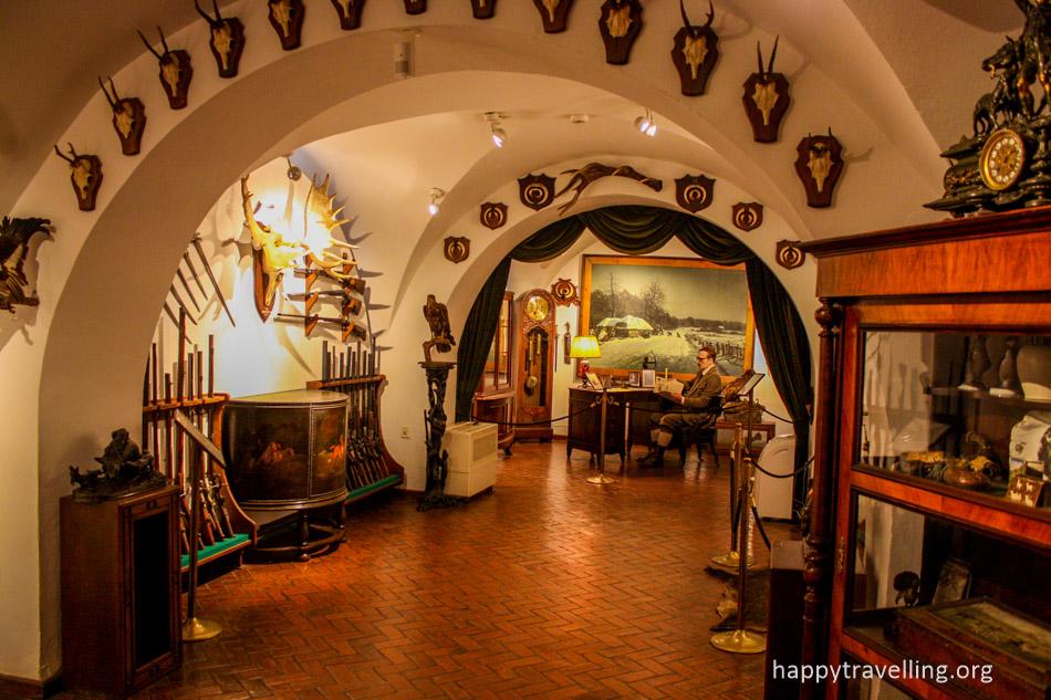 Музей охоты Варшава