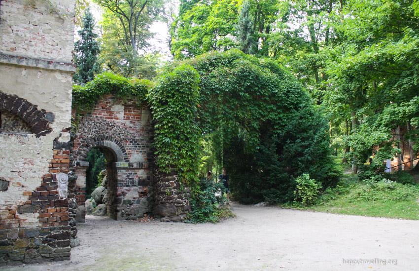 парк под Варшавой
