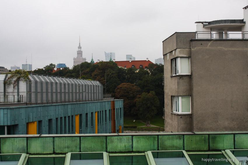 жилье в Варшаве