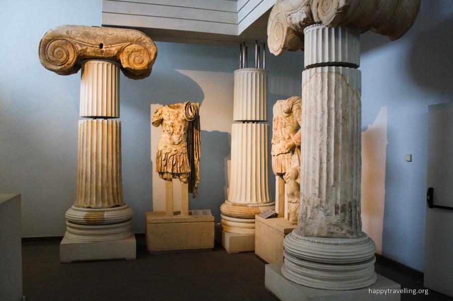 археологический в салониках