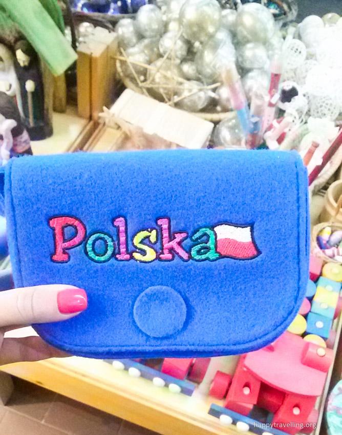сумочка из фетра сувенир
