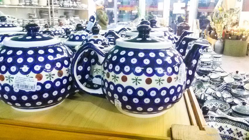 чайник Болеславец