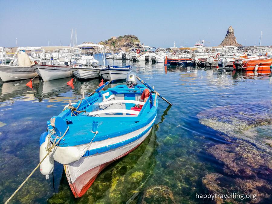 море на Сицилии
