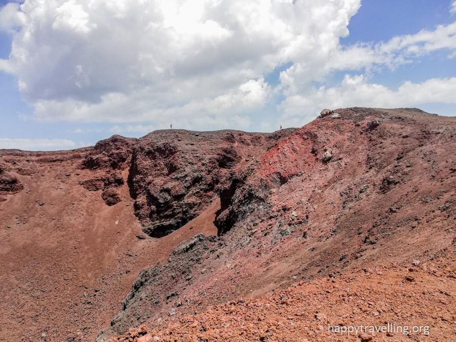 Этна кратер