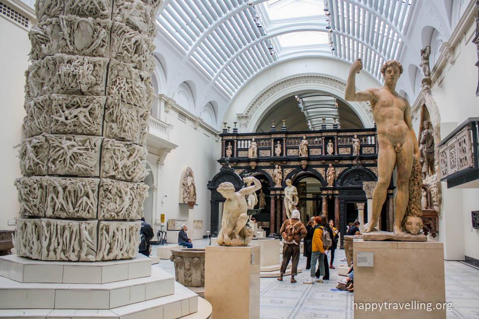 лондон музей