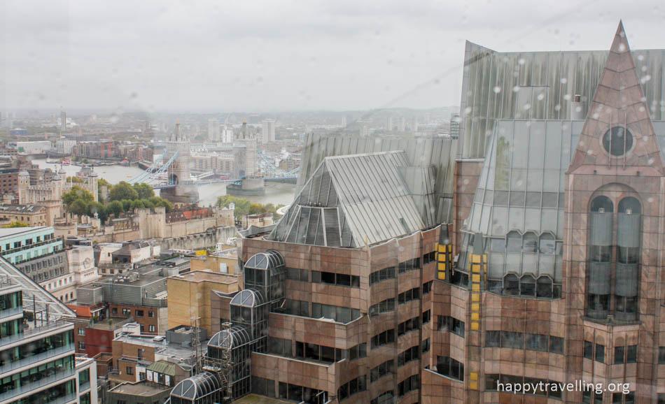 сады на крыше Лондона