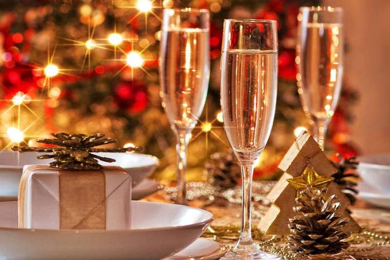 новый год в ресторане варшавы