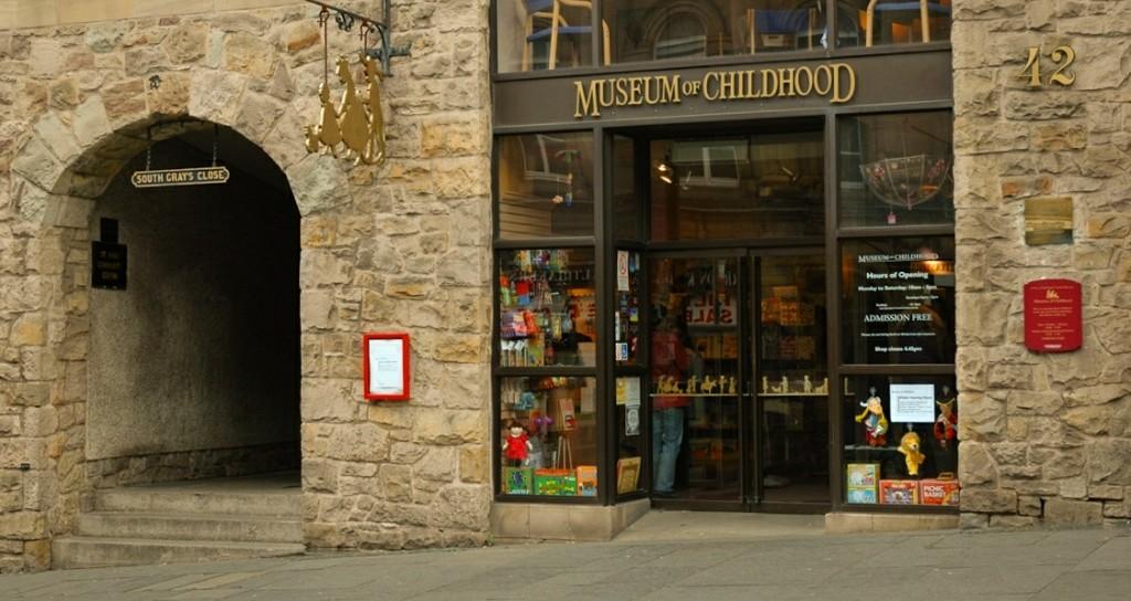 музей детства эдинбург