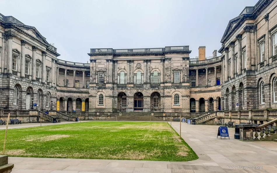 университет эдинбурга