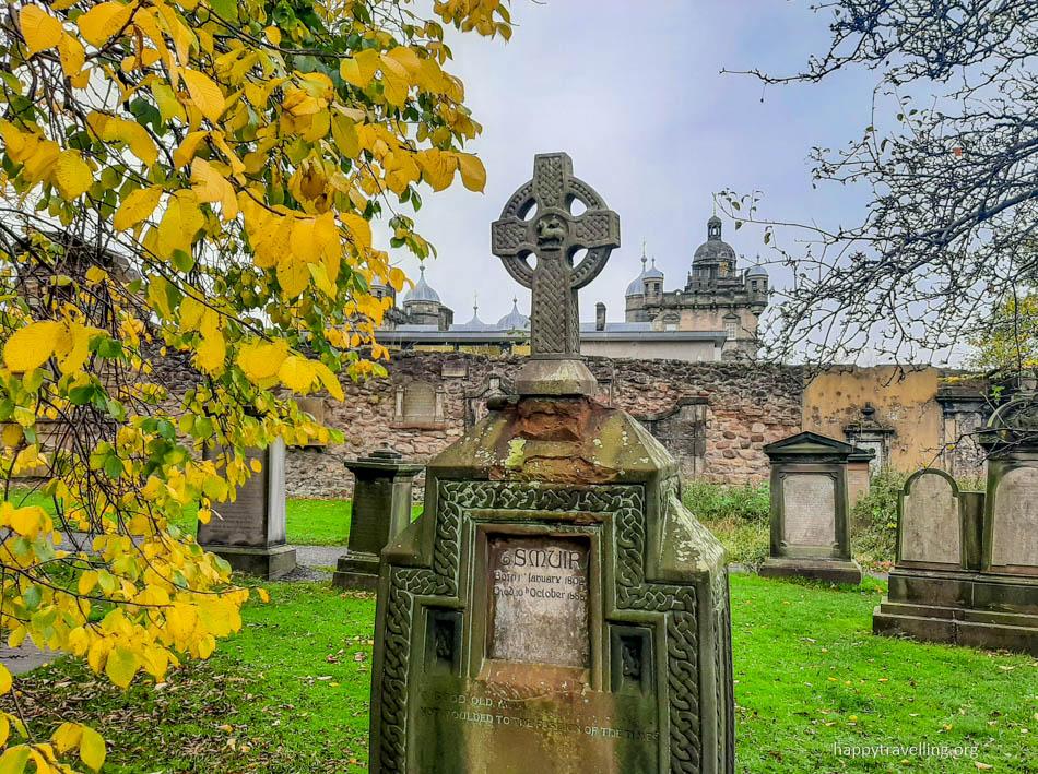 кладбище Шотландии