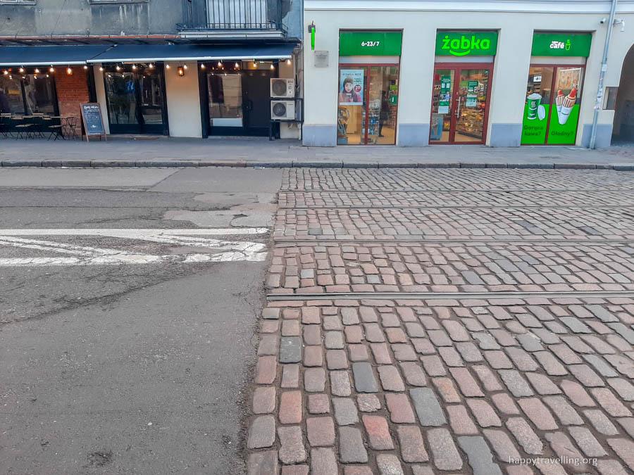 улица ząbkowska