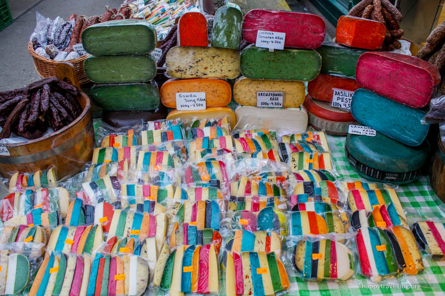 Рынок Нашмаркт Вена