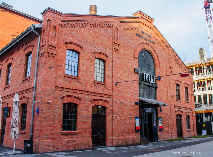 Музей польской водки