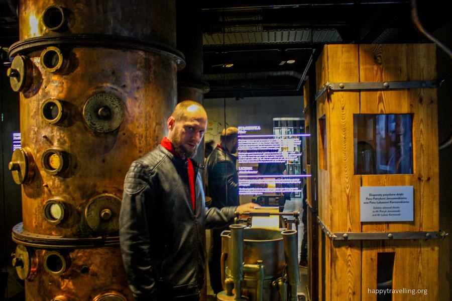 музей водки в варшаве