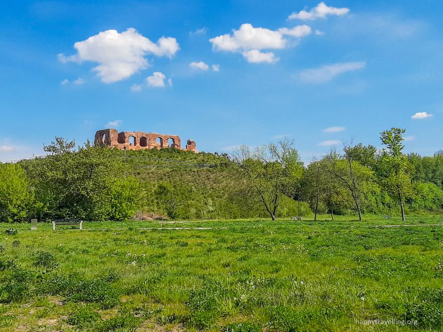 замок князей мазовецких