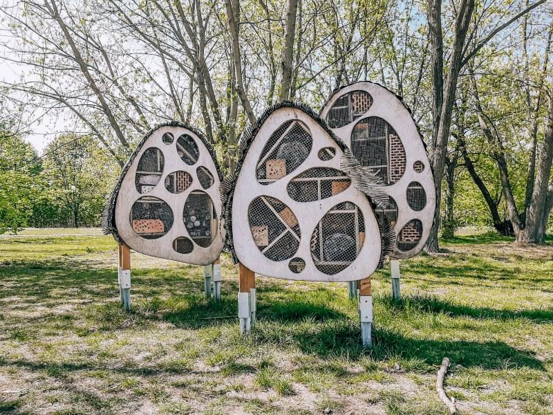 парки в Варшаве