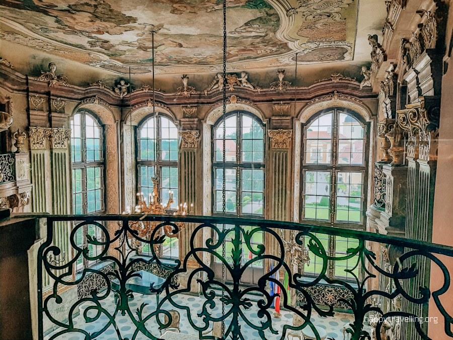 замок Ксёнж